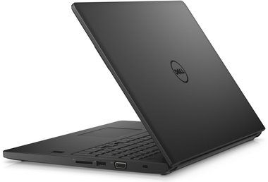 "Notebook DELL Latitude 3570 / 15.6""HD / Intel Core i3-6100U 2.3GHz / 4GB / 500GB / Intel HD 520 / W7P+W10P / černý / 3YNBD"