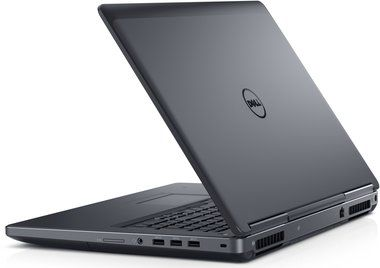 "Notebook DELL Precision M7710 / 17.3"" FHD / i7-6820HQ 2.7GHz / 16GB / 1TB / Quadro K3000M 4GB / W7Pro + W10P / černý / 3YNBD"