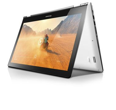 "Notebook Lenovo IdeaPad Yoga 500-15ISK / 15.6""FHD / Intel Core i5-6200U 2.3GHz / 4GB / 500GB+8GB / Intel HD / W10 / Bílý"