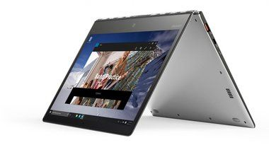 "Ultrabook Lenovo YOGA 900S-12ISK / 12.5"" QHD / Intel Core m5-6Y54 1.1GHz / 8GB / 256GB SSD / Intel HD 515 / W10 / stříbrný"