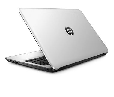 "Notebook HP 15-ay053nc / 15.6""HD / Intel Pentium N3710 1.6GHz / 8GB / 1TB / AMD Radeon R5 M430 2GB / DVDRW / W10 / Bílá"