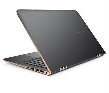 "Notebook HP Spectre x360 13-4201nc / 13.3""QHD Touch / Intel Core i7-6560U 2.2GHz / 8GB / 512GB M.2 / Intel Iris 540 / W10 / šedá"
