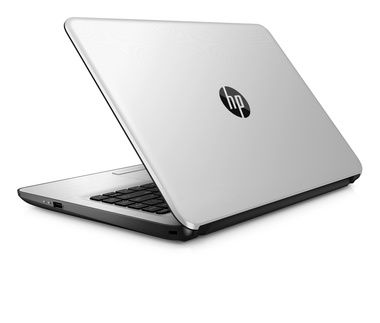 "Notebook HP 14-ac105nc / 14"" HD / Intel Celeron N3050 1.6GHz / 2GB / 32GB SSD / Intel HD / Win 10 / bílá"
