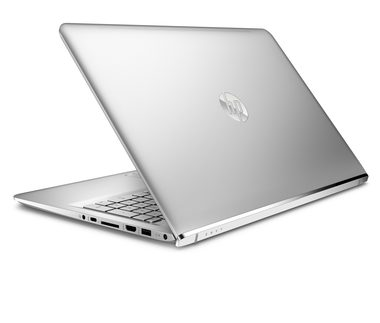 "Ultrabook HP Envy 15-as007nc / 15.6""FHD / Intel i7-6560U 2.2GHz / 16GB / 1TB + 256GB / Intel Iris 540 / HDMI / Win10 / stříbrná"