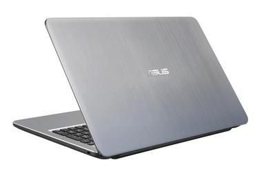 "Notebook ASUS F540SA-DM065 / 15.6"" FHD / Intel Pentium N3700 1.6GHz / 4GB / 1TB / Intel HD / DVDRW / bez OS / stříbrná"