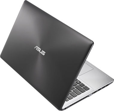 "Notebook ASUS X550ZE-XX213T / 15.6"" HD / AMD FX-7500 2.1GHz / 8GB / 1TB / R7 M260DX 2GB / DVDRW / W10 / šedá"