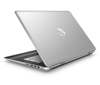 Notebook HP Pavilion 17-ab000nc Gaming / 17.3 FHD / Intel Core i5-6300HQ 2.3GHz / 8GB / 1TB+128GB SSD / GTX960M/ DVDRW / W10