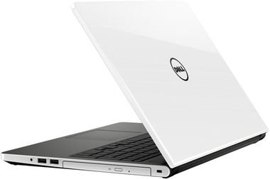 "Notebook DELL Inspiron 15 (5559) / 15.6""HD / Intel Core i5-6200U 2.3GHz / 4GB / 500GB / AMD R5M335 / W10 / bílý / 2YNBD"