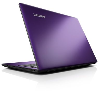 "Notebook Lenovo IdeaPad 310-15ISK / 15.6""FHD / Intel Core i3-6100U 2.3GHz / 4GB / 128GB SSD / Intel HD / W10 / Fialový"