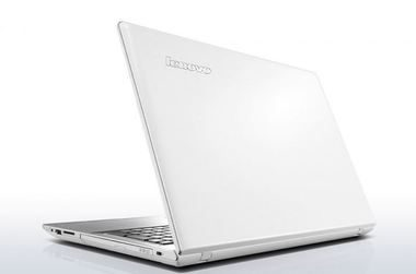 "Notebook Lenovo IdeaPad 510-15ISK / 15.6""FHD / Intel Core i7-6500U 2.5GHz / 4GB / 1TB / GF 940MX 4GB / W10 / Bílý"