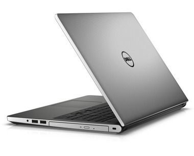 "Notebook DELL Inspiron 15 (5559) / 15.6"" HD / Intel Core i7-6500U / 8GB / 1TB / R5 M335 4GB / Win10Pro / stříbrná / 3YNBD"
