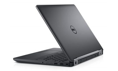 "Notebook DELL Latitude E5570 / 15.6""FHD / Intel Core i5-6300U 2.4GHz / 8GB / 500GB / Intel HD 520 / W7P+W10P / černý / 3YNBD"