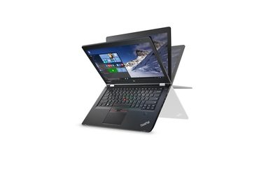 "Notebook Lenovo ThinkPad Yoga 460 / 14"" FHD / Intel Core i5-6200U 2.3GHz / 8GB / 256GB SSD / Intel HD 520 / 4G / W10P / černá"