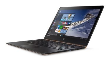 "Notebook Lenovo Yoga 900 / 13.3"" QHD+ / Intel Core i5-6300U / 8GB / 256GB SSD / Intel HD / W10 Pro / Zlatý"
