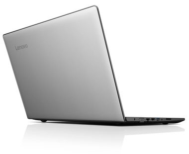 "Notebook Lenovo IdeaPad 310-15ISK / 15.6""HD / Intel Core i5-6200U 2.3GHz / 8GB / 1TB / nV 920MX 2GB / DVD / W10 / Stříbrný"
