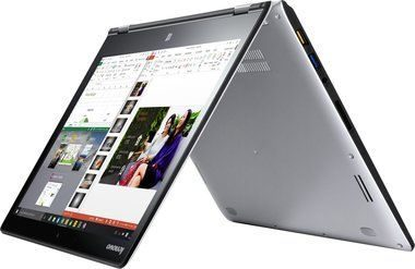 "Notebook Lenovo IdeaPad Yoga 710-11ISK / 11.6"" FHD/ Intel Core m3-6Y30 0.9GHz / 4GB / 128GB SSD / Intel HD / W10 / Stříbrný"