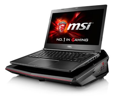 MSI GS32 6QE-006CZ Shadow + Mini Gaming Dock / 13.3 FHD IPS / i7-6500U 2.5GHz / 16GB DDR4 / GTX950M 2GB / 512GB / W10
