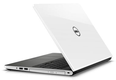 "Notebook DELL Inspiron 15 (5559) / 15.6"" HD / Intel Core i5-6200U 2.3GHz / 4GB / 1TB / R5 M335 4GB / Win10 / bílý / 2YNBD"