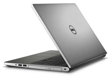 "Notebook DELL Inspiron 15 (5559) / 15.6"" HD / Intel Core i5-6200U 2.3GHz / 4GB / 1TB / R5 M335 4GB / Win10 / stříbrný / 2YNBD"