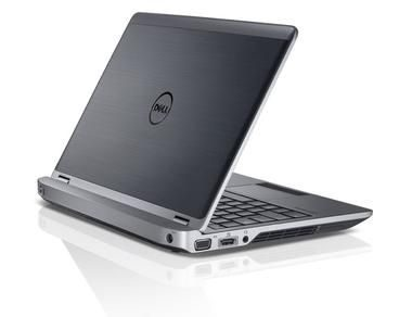 "Ultrabook DELL Latitude E6220 repasovaný / 12.5"" HD / Intel Core i5-2520M 2.5GHz / 4GB / 240GB SSD / Intel HD3000 / bez OS / černý"