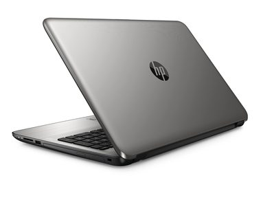 "Notebook HP 15-ba071nc / 15.6"" / AMD A8-7410 / 8GB / SSD 256GB / AMD R5 M430 Graphics 2GB / HDMI / W10 Home / stříbrná"