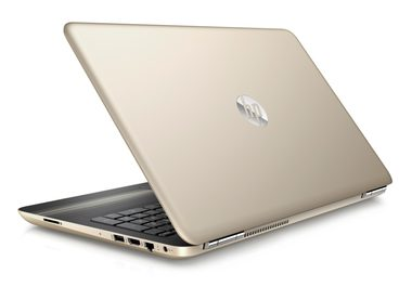 "Notebook HP 15-aw007nc / 15.6"" / AMD A9-9410 / 8GB / SSD 256 / AMD Radeon R7 M440 2GB / HDMI / W10 Home / zlatá"