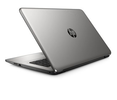 "Notebook HP 17-x009nc / 17.3"" / i3-5005U / 8GB / SSD 256 / AMD Radeon R5 M430 2GB / HDMI / W10 Home / stříbrná"