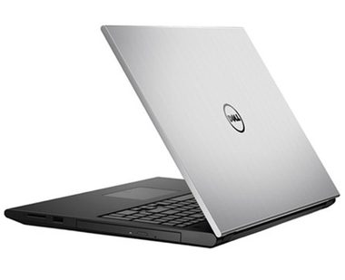 "Notebook DELL Inspiron 15 (3543) / 15.6"" HD / i5-5200U 2.2GHz / 4GB / 1TB / Intel HD / Win10 / stříbrný / 2YNBD"