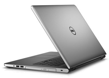 "Notebook DELL Inspiron 17 (5759) / 17.3"" FHD / Intel Core i7-6500U 2.5GHz / 8GB / 1TB / R5 M335 4GB / W10P / stříbrný / 3YNBD"