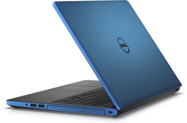"Notebook DELL Inspiron 15 (5559) / 15.6"" HD / Intel Core i5-6200U 2.3GHz / 4GB / 500GB / R5 M335 2GB / Win10 / modrý / 2YNBD"