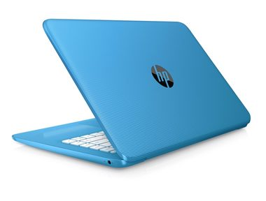 "Notebook HP Stream 14-ax001nc / 14"" HD / Intel Celeron N3060 1.6GHz / 4GB / 32GB SSD / Intel HD / Win 10 / modrá"