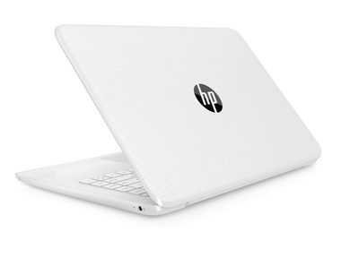 "Notebook HP Stream 14-ax003nc / 14"" HD / Intel Celeron N3060 1.6GHz / 4GB / 32GB SSD / Intel HD / Win 10 / bílá"