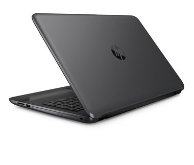 "Notebook HP 255 G5 / 15.6"" / AMD E2-7110 1.8GHz / 4GB / 128GB SSD / AMD Radeon R2 / DVD±RW / W10 / Černý"
