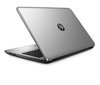 "Notebook HP 255 G5 / 15.6"" / AMD A6-7310 2.0GHz / 4GB / 128GB SSD / AMD Radeon R4 / DVD±RW / W10 / Stříbrný"