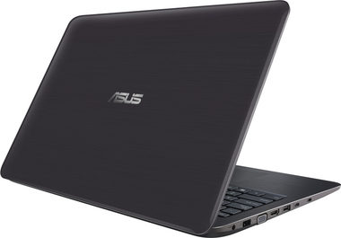 "Notebook ASUS F556UQ-DM309TV2 / 15.6"" FHD / Intel Core i5-6198DU 2.3GHz / 8GB / 1TB 7200rpm / GF 940MX 2GB / DVDRW / W10 / hnědá"