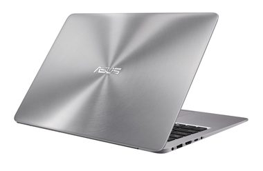 "Ultrabook ASUS ZenBook UX310UQ-GL002R / 13.3"" FHD / Intel i5-6200U 2.3GHz / 8GB / 1TB+128GB SSD / Intel HD / Win10P / šedá"