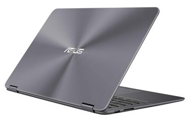 "Ultrabook ASUS ZenBook UX360UA-C4066T / 13.3"" FHD Touch / Intel i5-6200U 2.3GHz / 8GB / 128GB SSD / Intel HD / Win10 / šedá"