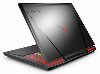 "Notebook Lenovo IdeaPad Y900-17ISK / 17.3"" FHD / Intel Core i7-6700HQ 2.6GHz / 16GB / 1TB+128GB SSD / nVidia GTX980M 4GB / W10"