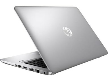 "Notebook HP ProBook 440 G4 / 14""FHD / Intel Core i3-7100U 2.4GHz / 4GB / 256GB SSD / Intel HD 620 / FpR / W10P / stříbrná"