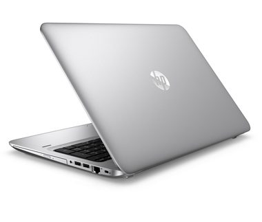 "Notebook HP ProBook 450 G4 / 15.6""FHD / Intel i5-7200U 2.5GHz / 4GB / 256GB SSD / Intel HD 620 / DVDRW / FpR / W10P / stříbrná"