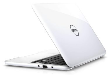 "Notebook DELL Inspiron 11 (3162) / 11.6""HD / Intel Pentium N3710 1.6GHz / 4GB / 128GB SSD / Intel HD / W10 / bílá / 2YNBD"