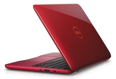 "Notebook DELL Inspiron 11 (3162) / 11.6""HD / Intel Pentium N3710 1.6GHz / 4GB / 128GB SSD / Intel HD / W10 / červená / 2YNBD"