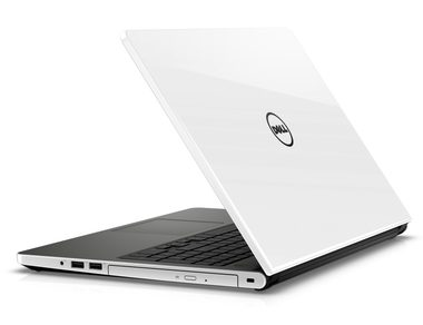 "Notebook DELL Inspiron 15 (5558) / 15.6"" HD / i3-5005U 2GHz / 4GB / 128GB SSD / 920M 2GB / Win10 / bílá / 2YNBD"