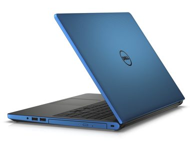 "Notebook DELL Inspiron 15 (5558) / 15.6"" HD / i3-5005U 2GHz / 4GB / 128GB SSD / 920M 2GB / Win10 / modrý / 2YNBD"