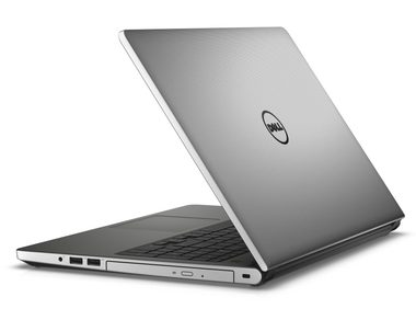 "Notebook DELL Inspiron 15 (5558) / 15.6"" HD / i3-5005U 2GHz / 4GB / 128GB SSD / 920M 2GB / Win10 / stříbrný / 2YNBD"
