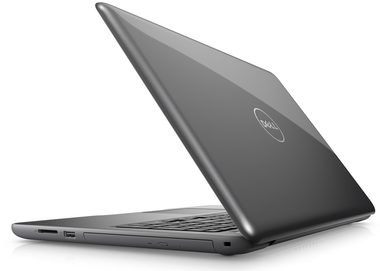 "Notebook DELL Inspiron 15 (5567) / 15.6"" HD / i5-7200U 2.5GHz / 4GB / 1TB / Intel HD 620 / Win10 / šedá / 2YNBD"
