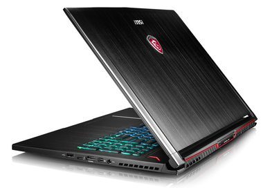 "MSI GS73VR 7RF Stealth Pro / 17.3"" FHD / i7-7700HQ 2.8GHz / 16GB / 256GB SSD + 2TB / GTX 1060 6GB / Win10 Home"