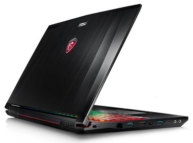 "MSI GE62 7RE Apache Pro / 15.6"" FHD / i7-7700HQ 2.8GHz / 8GB / 1TB / GeForce GTX 1050 Ti 4GB / Win10 Home"