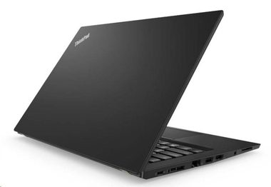 "Notebook Lenovo ThinkPad T480s černá / 14""FHD / Intel Core i5-8250U 1.6GHz / 8GB / 256GB M2 SSD / Intel UHD 620 / W10P"