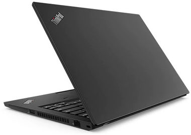 "Notebook Lenovo ThinkPad T490s černá / 14"" FHD / Intel Core i7-8565U 1.8GHz / 16GB / 512GB M2 SSD / Intel UHD 620 / LTE / W10P"